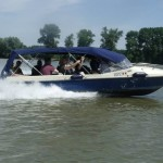 Salupa excursii Delta Dunarii